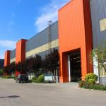 Construction Design Steel Frame Structure Warehouse Costs Philippines