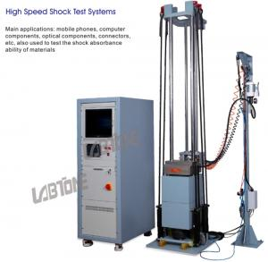 China Shock Test Machine With Dual Mass Shock Amplifier Perform Half sine 10000G 0.2ms on sale