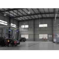 Wide Span Light Steel Structure 4S Car Shop With ISO Certificate