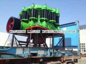 China Mining Rock Crushing Equipment Overloading Protection , PYB - 900x Gold Crusher Machine on sale
