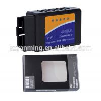China Wifi OBD2 elm327 car diagnostic scan tool for smart phone PC on sale