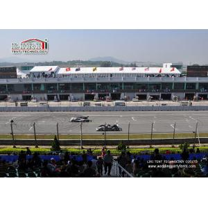 Quality Racing Tent Outdoor Event Tents / Tennis Tent with Luxury ABS Wall for sale