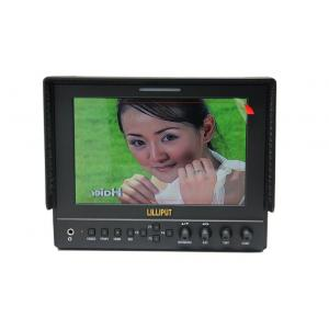 China IPS HD Metal Framed LED Field Monitor With Audio Level Meter , HDMI DSLR Monitor on sale