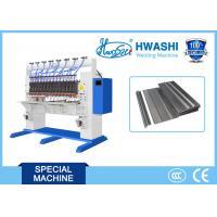 15 Dual Electrodes Sheet Metal Spot Welding Machine , Steel Shelves Welder