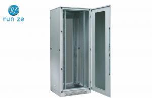 China Outdoor Network Server Racks Cabinets / Rack Mount Servers For Communication  on sale