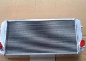 China Hitachi ZX240 Excavator Hydraulic Parts Radiator 4650355 4464275 4650356 4650357 on sale