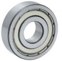 NSK High Speed Deep Groove Bearing / Stainless Stell Grooved Ball Bearing