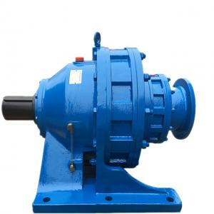 China Blue Color Customized Cyclo Speed Reducer 750-1500rpm Speed For Metallurgical Industry on sale