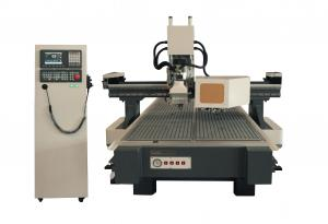 China 1325 Woodworking ATC CNC Router Cutting Machine With Italy Air Cooled Spindle on sale
