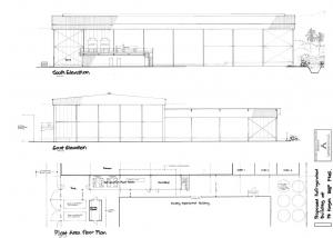 Quality Hot - dipped Galvanized C & Z Beams Garage Steel Frame House-Light steel frames for sale
