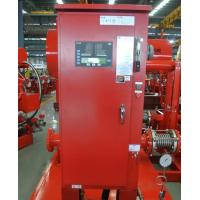 China UL / FM Fire Pump Controller for Electric Motor Pump Fire Fighting Systems on sale