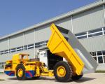 Underground Mining 15 Ton Low Profile Dump Truck With Model RT-15