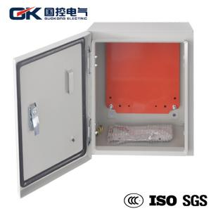 China 3 Phase Distribution Box Electrical Wiring Small Weatherproof Electrical Enclosures on sale