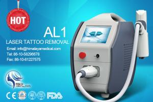 China Pigment Removal Q-Switched Nd YAG Laser Machine Multifunction Beauty Machine on sale