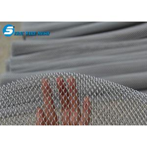 China shading metal venetian blinds/decorative wire mesh on sale