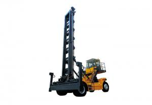 China XCMG Port mobile crane XCH80 container empty stacking machine on sale