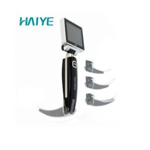 China HAIYE brand model HYHJ-1330 fiber optic output disposable blade video laryngoscope on sale