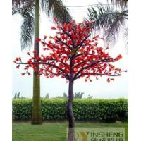 245W/370w red/green/blue LED new Christmas light outdoor/indoor maple Tree