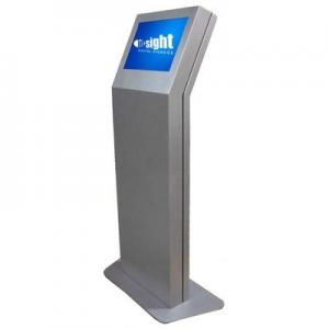 China High stability anti - abrasion  digital signage & advertising Touch screen kiosks / mall kiosk with High sensitivity on sale