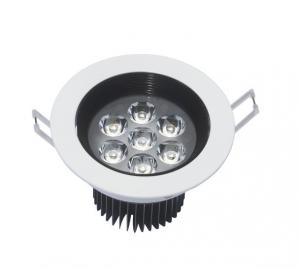 China 7 W High Lumens Recessed Led Ceiling Lights Led Lighting For Home Bedroom on sale