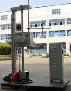 China AC 380V Drop Test Equipment , Ball / Toys Drop Test Machine 200-1000 mm Height on sale