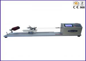China Electronic Reeling Twist Tester Digital Textile Testing Equipment for Test Yarn Twist on sale