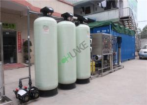 China Drinking Water Seawater Desalination Equipment For Ship Daily Use 2.5T on sale