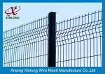 Dia. 4.0mm Welded Wire Mesh Fence / Welded Stainless Steel Wire Mesh