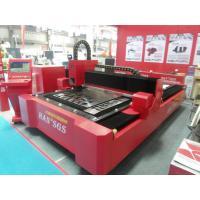 Copper / Titanium non - ferrous CNC Laser Metal Cutting Machine 42 m / min