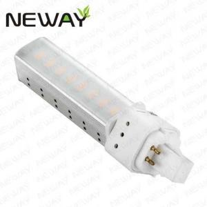 China 6W G24 Lamp Base PLC LED Light Bulb replace 13W CFL on sale