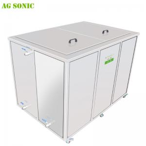 China Ultrasonic Cleaner Precision Cleaning of Aircraft Parts and Components 1000L Large Tank on sale