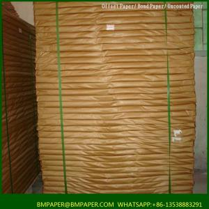 China 70gsm offset paper- woodfree uncoated paper for printing machines on sale