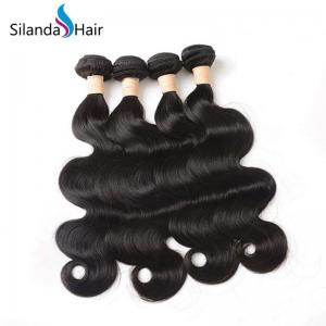 China High Quality Brazilian Body Wave Hair Remy Human Hair Weaves 3pc/pack on sale