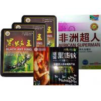 China 3800mg Healthy Safe Black Ant King Pills Male Testosterone Supplements on sale