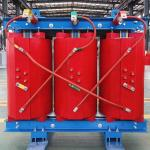 Three Phase Dry Type Distribution Transformer 30 - 3000kva Rated Capacity