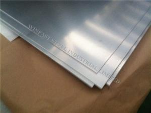 China 22 Ga Stainless Steel Sheet Cold Rolled supplier