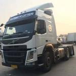 Used FM VOLV O 420 440HP 460HP 6x4 Truck Tractor Heavy Duty Cargo Trailer