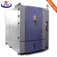 China Stable Working Altitude Test Chamber Customized Color 0.7C - 1.0C/Min Cooling Rate on sale