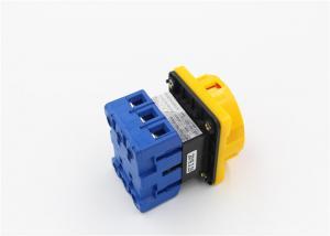 20A Rotary Isolator 4 Pole Weatherproof IP65 Lockable Rotary Isolator