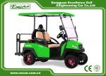 3 - 4 Seats Electric Golf Car 48 Voltage Battery Powered With CE Approved