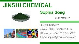 China high quality ceramic pigment of  chrome oxide green on sale