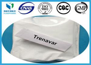 China Trendione 4642-95-9 Pharma Raw Materials Trenavar Tren Prohormone Male Steroid Hormones on sale