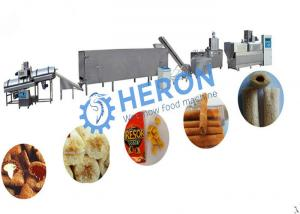 China Stable performance 86.06kw Snacks Production Line Equipment 56kw Power Consumption on sale