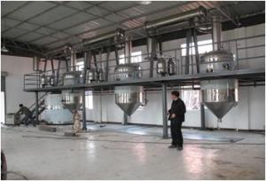 China Essential Oil Distillation Plant, Essential Oil Extraction, Herb Extracting (EVE) on sale