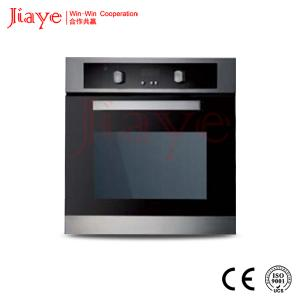 China 2015 hot selling! Gas and Electric built-in oven 56L SS+Glass panel Built-in oven on sale