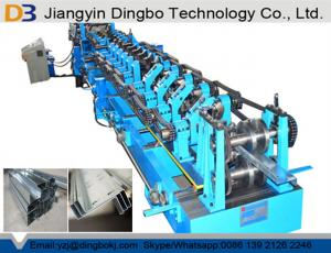 China Building Frame C Z Purlin Roll Forming Machine Steel Profile C Z Channel Making Machine on sale