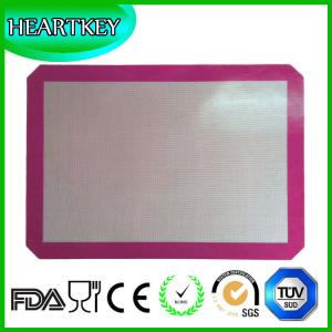 China Silicone Baking Mat for Pizza, Made by Mrs. V's Kitchen, Round Non-Stick Mat available In on sale