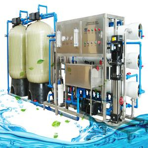 China Industrial / Drinking Water Purification Equipment Reverse Osmosis Recycle System on sale