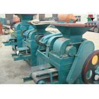 China 9T/H Charcoal Powder Carbon Black Ball Briquette Press on sale