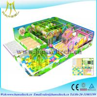 China Hansel top sale playing equipment indoor jungle gym for children on sale